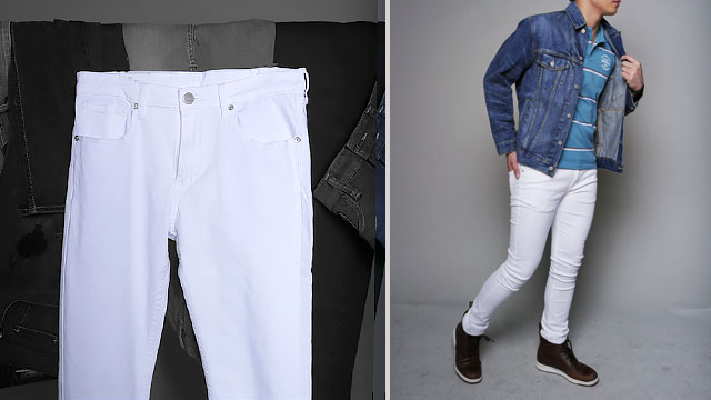 5572833962ce The Guy's Guide To Picking The Perfect Pair Of Jeans For Every ...